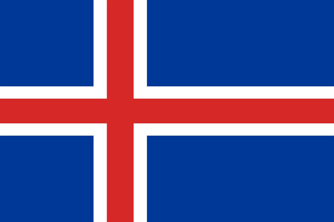 Islanda bandiera